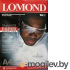 LOMOND A4, 140g/m2  0808421 термотрансфер для темных тканей