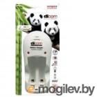 зарядки для AA/AAA/C/D/КРОНА/18500/18650/RCR123 Dicom Panda DC20 без аккумуляторов