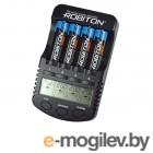 зарядки для AA/AAA/C/D/КРОНА/18500/18650/RCR123 Robiton ProCharger1000
