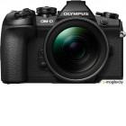 Беззеркальный фотоаппарат Olympus E-M1 Mark II Kit 12-40mm Pro (черный)