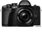 Беззеркальный фотоаппарат Olympus OM-D E-M10 Mark III Kit 14-42mm EZ (черный)