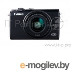 Фотоаппараты Canon EOS M100 Kit EF-M 15-45 IS STM Black