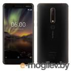 Сотовые / мобильные телефоны, смартфоны Nokia 6.1 Dual Sim 32Gb Black