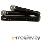 Микрофон Shure BLX288E/PG58 M17