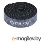 аксессуары для монтажа аксессуары для монтажа Стяжка для кабелей Orico CBT-1S-BK