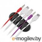 аксессуары для монтажа Зажим кабельный Belsis Black CM1104B