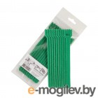 аксессуары для монтажа аксессуары для монтажа Хомуты-липучки Comfix 150x12mm 10шт Green HLCT-150-RP0000X
