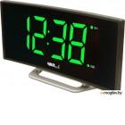 Часы, будильники amp многофункциональные гаджеты BVItech BV-412GKS Green-Black