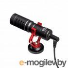 микрофоны для фотоаппаратов Boya BY-MM1
