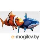 Летающие рыбы, птицы  Инструктаж по сборке Air Swimmers летающая рыба Акула Shark или Клоун Clownfish
