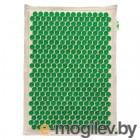 Аппликаторы, ипликаторы Массажеры Тибетский аппликатор Кузнецова на мягкой подложке большой для чувствительной кожи Green