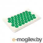 Аппликаторы, ипликаторы Массажеры Тибетский аппликатор Кузнецова на мягкой подложке малый для чувствительной кожи Green