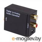 Цифровые конвертеры Espada ToslinkRCA Coaxil to 2xRCA Analog EDH-TR/R 42585