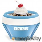 Мороженицы и принадлежности Мороженица Zoku Ice Cream Maker ZK120-BL