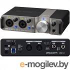 Студийное оборудование ZOOM Двухканальный интерфейс Zoom UAC-2
