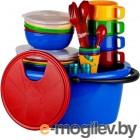 Посуда для туризма Набор Solaris 1403