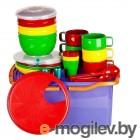 Посуда для туризма Набор Solaris 1602