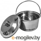 Посуда для туризма Котелок Boyscout 61161
