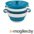 Посуда для туризма Набор Outwell Collaps Pot Blue 650207