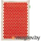 Магнитные апликаторы Тибетский аппликатор Кузнецова на мягкой подложке большой для чувствительной кожи магнитный Red