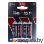 аккумуляторы AA - Relato Ready-to-Use HR6 AA2300 R2U Ni-MH 2300 mAh 4 штуки