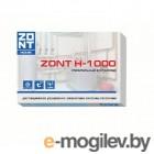 термостаты Отопительный контроллер ZONT H-1000