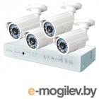 Готовые комплекты видеонаблюдения iVUE AHD 1 MPX Дача 44 IVUE-D5004 AHC-B4