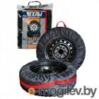 чехлы для хранения колес и шин Nova Bright R12-R17 44448 4шт