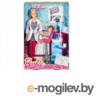 Mattel Barbie Профессии DHB63