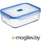 Контейнеры и емкости для хранения Контейнер Luminarc Pure Box Active Neon Mix N2405 820ml
