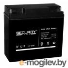 Источники питания, аккумуляторы Аккумулятор Security Force АКБ SF 1217