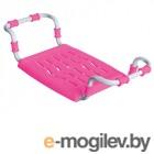 Комплектующие и аксессуары Сиденье в ванну Nika СВ5 Pink