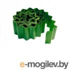 Садовый декор Бордюр Palisad 10x900cm Green 64480
