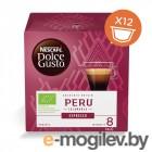 Капсулы для кофемашин Капсулы для кофемашин Nescafe Dolce Gusto Espresso Peru 12шт 12355945