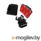 крепления и держатели крепления и держатели Изогнутые платформы Lumiix GP13 для GoPro Helmet Curved Surface