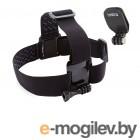 крепления и держатели Крепление на голову  клипса GoPro Headstrap  QuickClip ACHOM-001