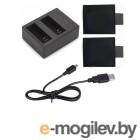 аккумуляторы и зарядки EKEN PG1050B - зарядное устройство