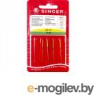 Aксессуары для швейного оборудования Набор игл для трикотажа Singer 70 5шт 2045 840R