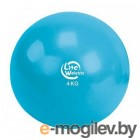 Мячи Медбол Lite Weights 4кг Light Blue 1704LW