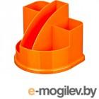 Настольные подставки и наборы Подставка Attache Fantasy Orange 490038
