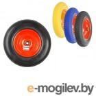 Колесо полиурет. 4.00-8 (подшипн. усил. ф35x16 мм, для оси 16x60мм) (ECO)