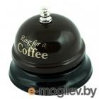 Подарочные гаджеты Звонок настольный Эврика Ring for a Coffe 95093
