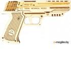 3D-пазлы UGears Пистолет Вольф-01