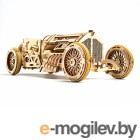 3D-пазлы UGears Спорткар U-9 Гран-при