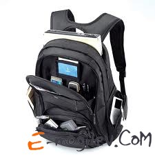 "Sumdex PON-354BK 15.4"" Black"