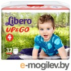 Libero UP&GO Maxi 32*3 (7-11кг)