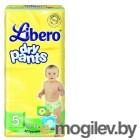 Libero Dry Pants 5 (10-14 кг) 32 шт.