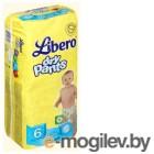 Libero Dry Pants 6 (13-20 кг) 30 шт.