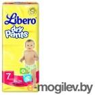 Libero Dry Pants 7 (16-26 кг) 28 шт.