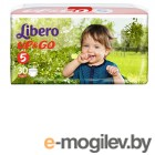 Libero Up&Go Maxi Plus (10-14кг) 30шт